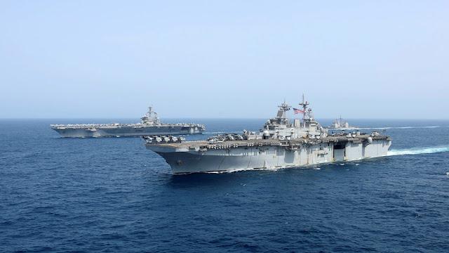 """El jefe del Pentágono afirma que los """"prudentes"""" pasos de EE.UU. contra Irán han """"puesto en suspenso"""" los ataques contra estadounidenses"""