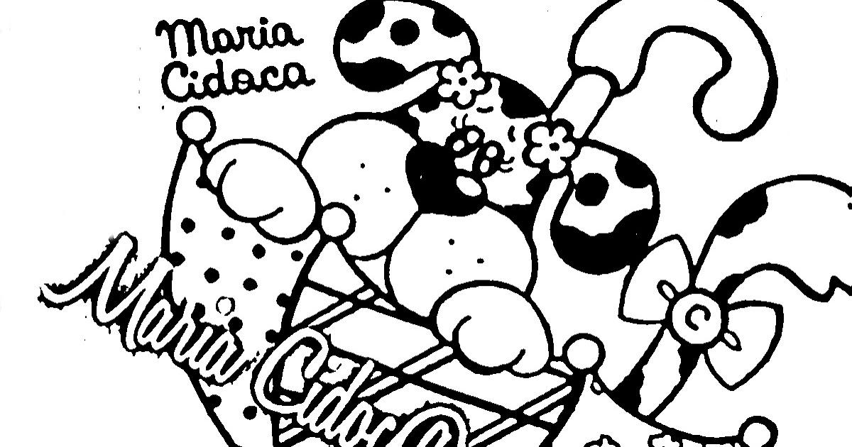 Riscos graciosos (Cute Drawings): Riscos de cão e outros
