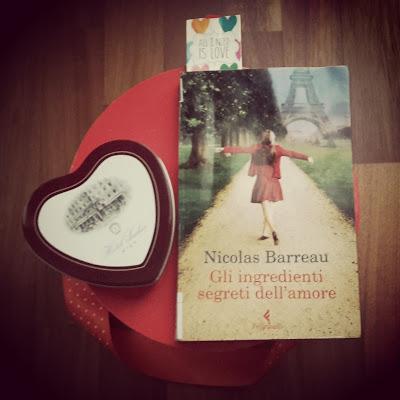 amore, parigi, romanzo, letture, menu d'amore, cucina, ristorante