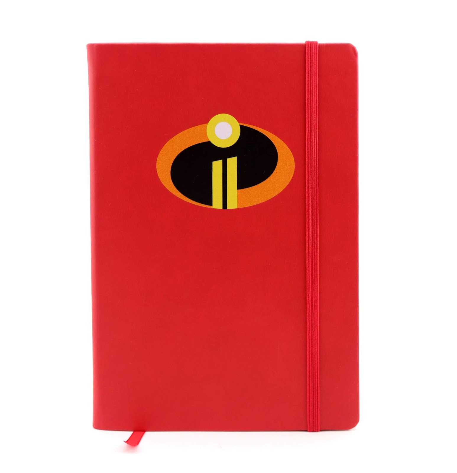 pixar studio store incredibles 2 notebook