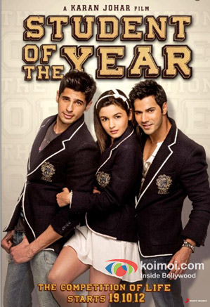 RADHA SONG LYRICS-STUDENT OF THE YEAR