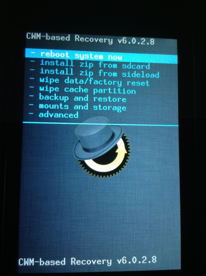 CWM Recovery for iTel 1405 [Download]