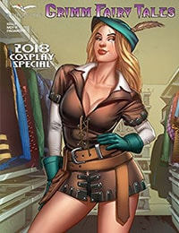 Grimm Fairy Tales 2018 Cosplay Special