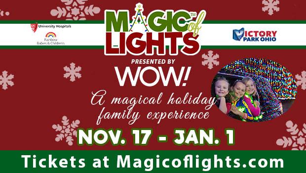 The 12 Days of Christmas: Magic of Lights