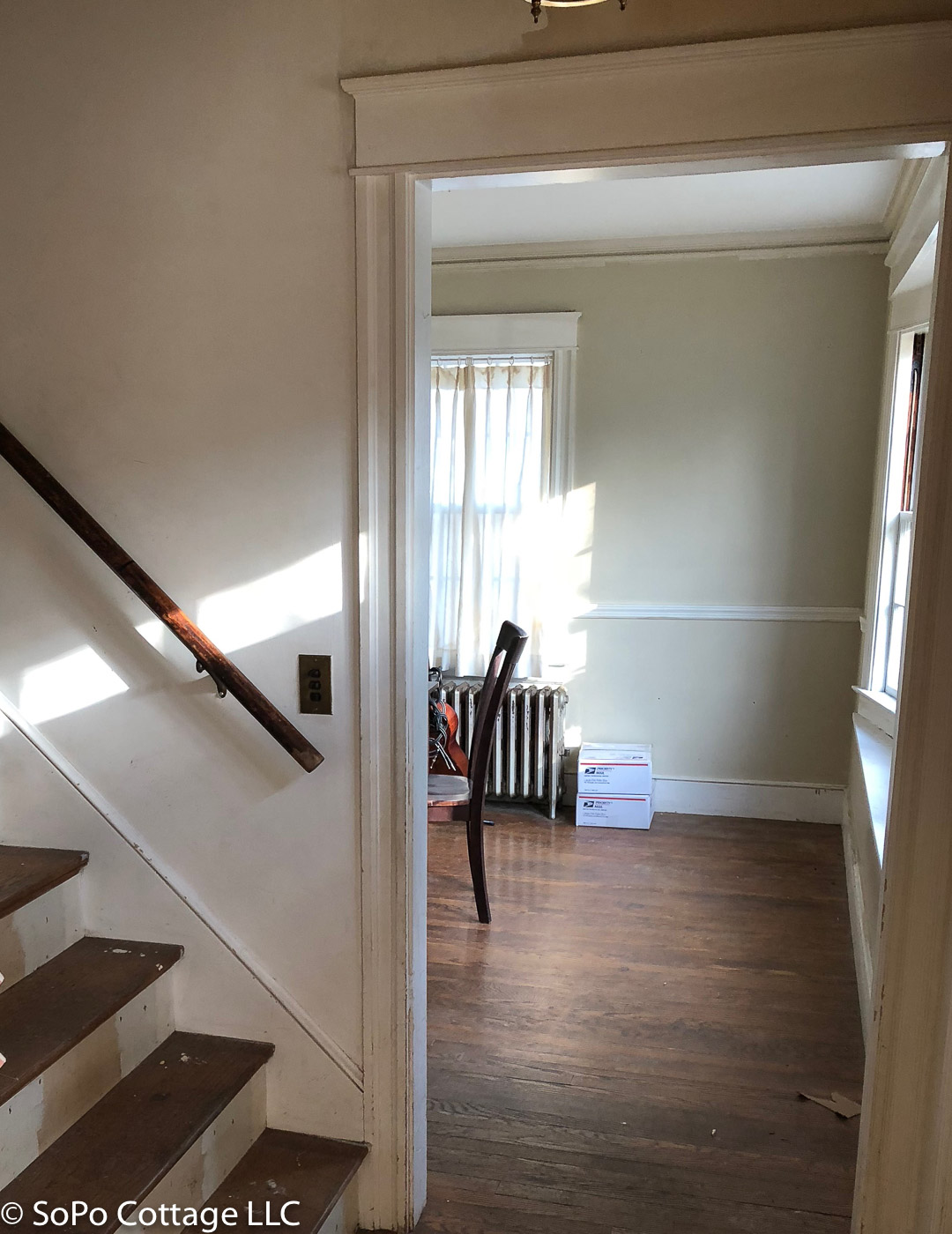 Room Before Foyer : Sopo cottage