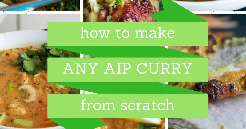 how to make indian curry from scratch