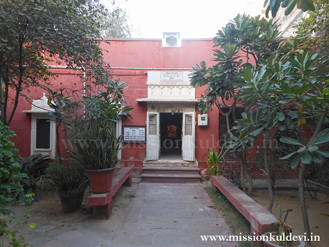 Bees Hath Mata Temple Jodhpur