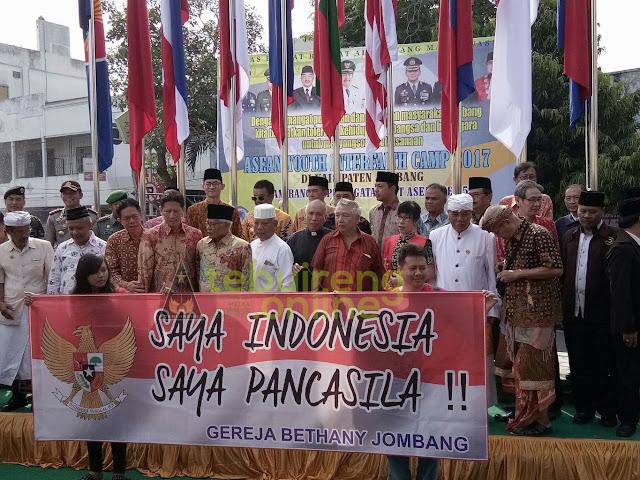 Jombang Didapuk Kota Paling Toleran