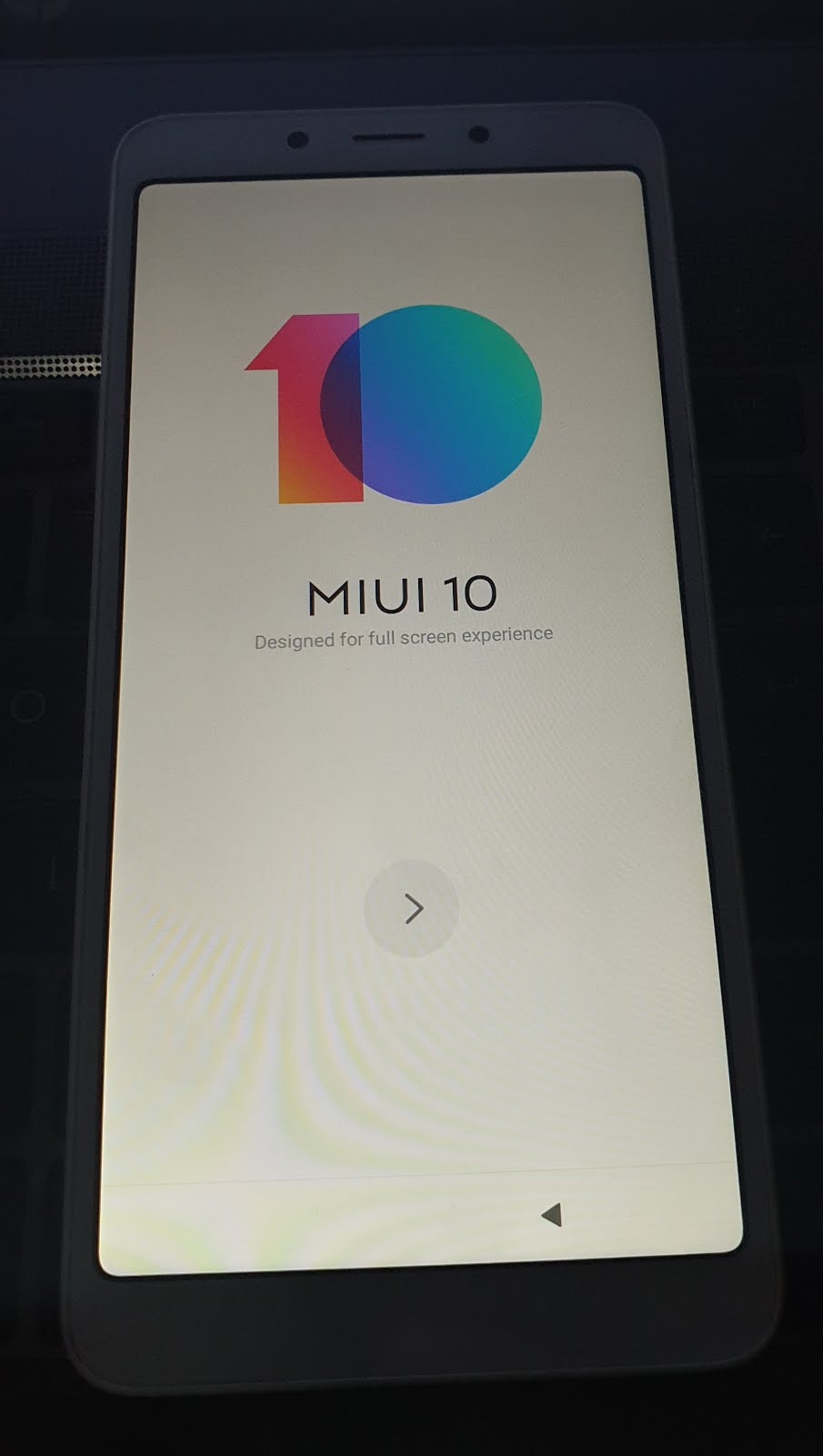 MI ACCOUNT MIUI 10 BYPASS (THIS DEVICE IS LOCKED) FINAL STEP