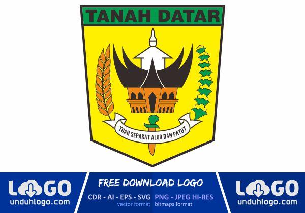 Logo Kabupaten Tanah Datar