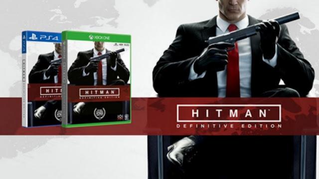 الإعلان عن تجميعة Hitman : Definitive Edition القادمة من الناشر Warner Bros لأول مرة و إليكم جميع محتوياتها ...