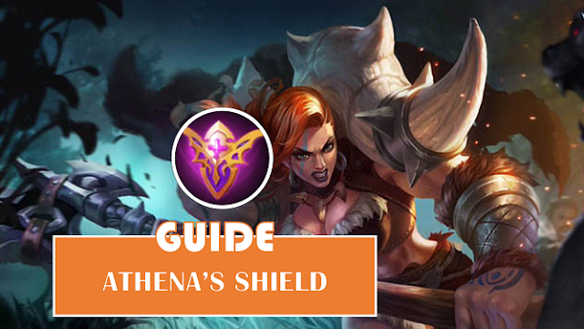 athena's shield guide - mobile legends