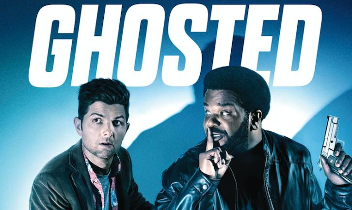 Ghosted - Comic-Con Promo + Posters