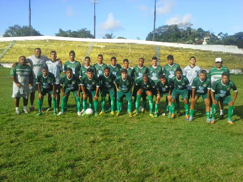 Equipe SUB-17 do América na I Copa Centenário do América d1060121db66d