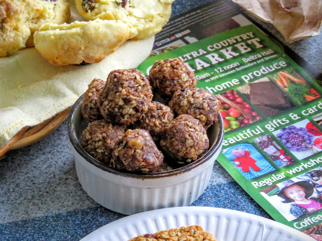 Buzz Balls from Beltra Country Market in County Sligo, Ireland