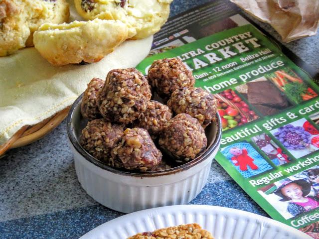 Buzz Balls from Beltra Country Market in County Sligo, Ireland