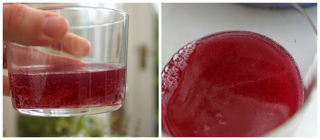 Fall Drink Recipes: Wild Blackberry Cider by And Here We Are
