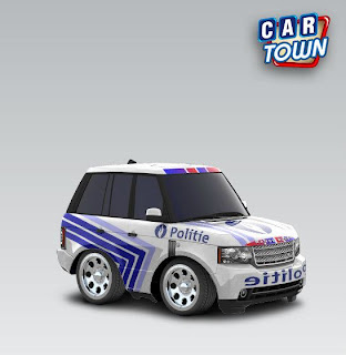 Land Rover Range Rover 2010 Politie by Funkylion