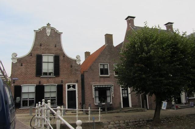 Sloten binnenstad