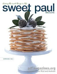Fresh New issue of the amazing Sweet Paul magazine!  Winter 2012