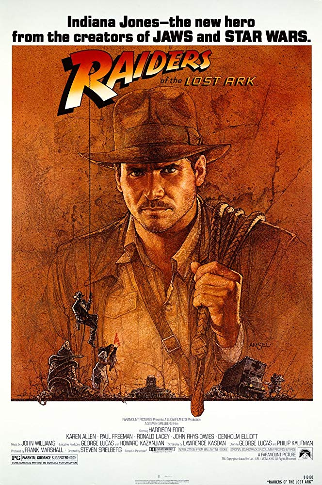 Raiders of the Lost Ark 1981 English Movie Bluray 720p With Bangla Subtitle