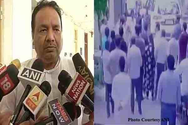 aap-rithala-mla-mahendra-goyal-slap-a-man-news-in-hindi