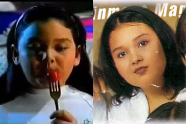 One day, I Wake up, I stood up, and then.. How former child star Chantal Umali said goodbye to being chubby