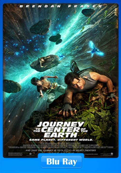 Journey To The Center Of The Earth 2008 Hindi Dubbed 720p BluRay Subs x264 | 480p 300MB | 100MB HEVC