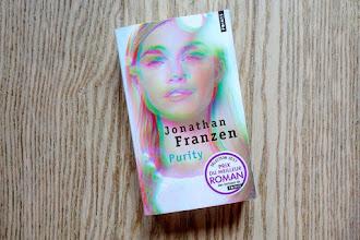 Lundi Librairie : Purity - Jonathan Franzen