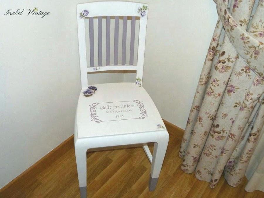 silla-renovada-pintura-decoupage-estarcido