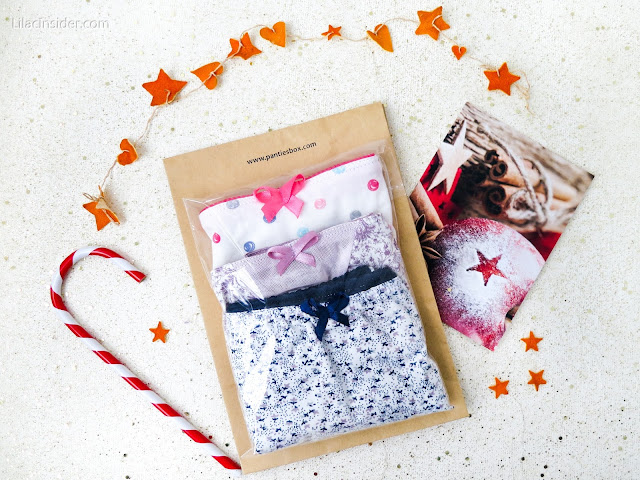 Panties Box обзор / отзыв на коробочку декабря