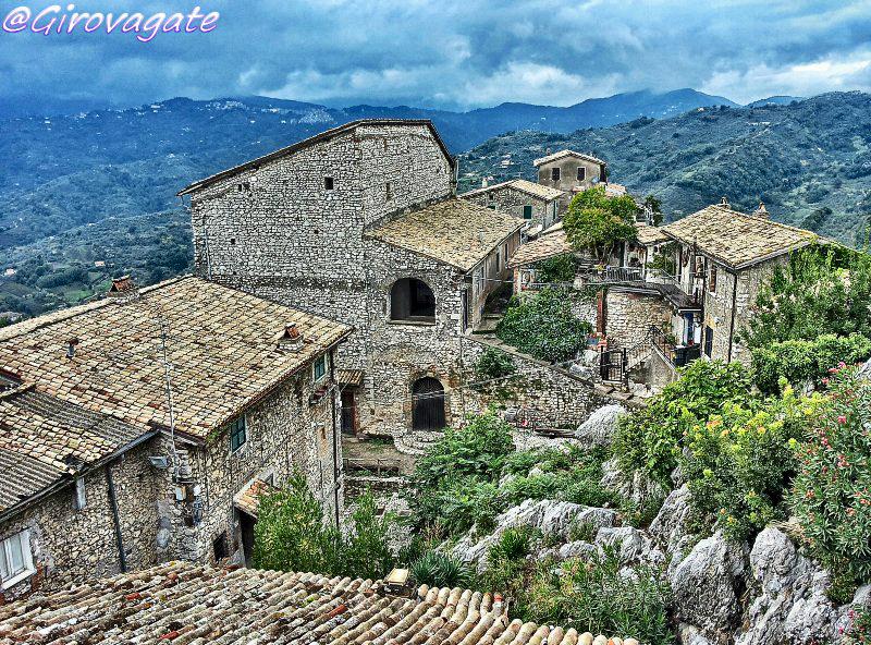 Olevano romano un borgo medievale da scoprire for Domus arredamenti olevano romano