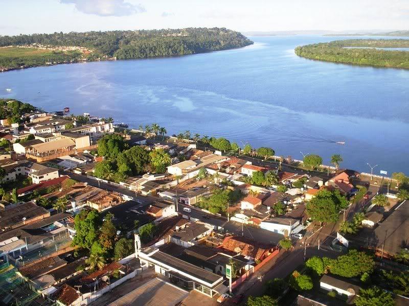 #Altamira - Cidade do Estado do Pará