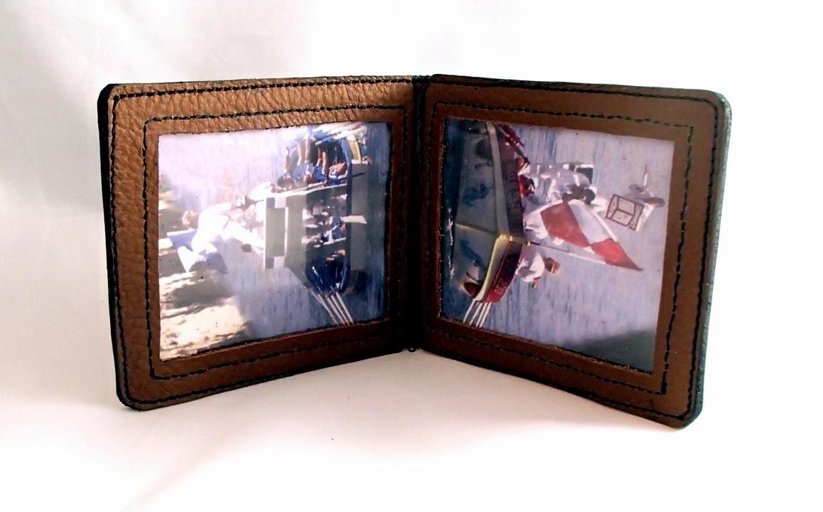 Vue intérieur avec photos du porte-photo