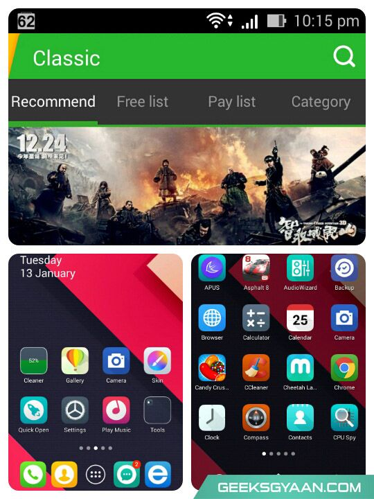 android launcher reviews