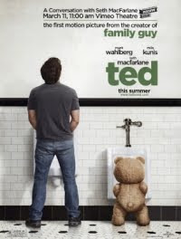 Ted 2, the sequel to the hit comedy movie Ted.
