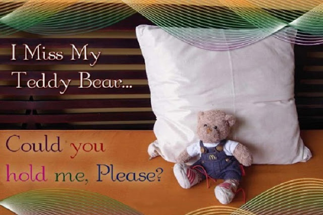 Teddy bear Day wishes love