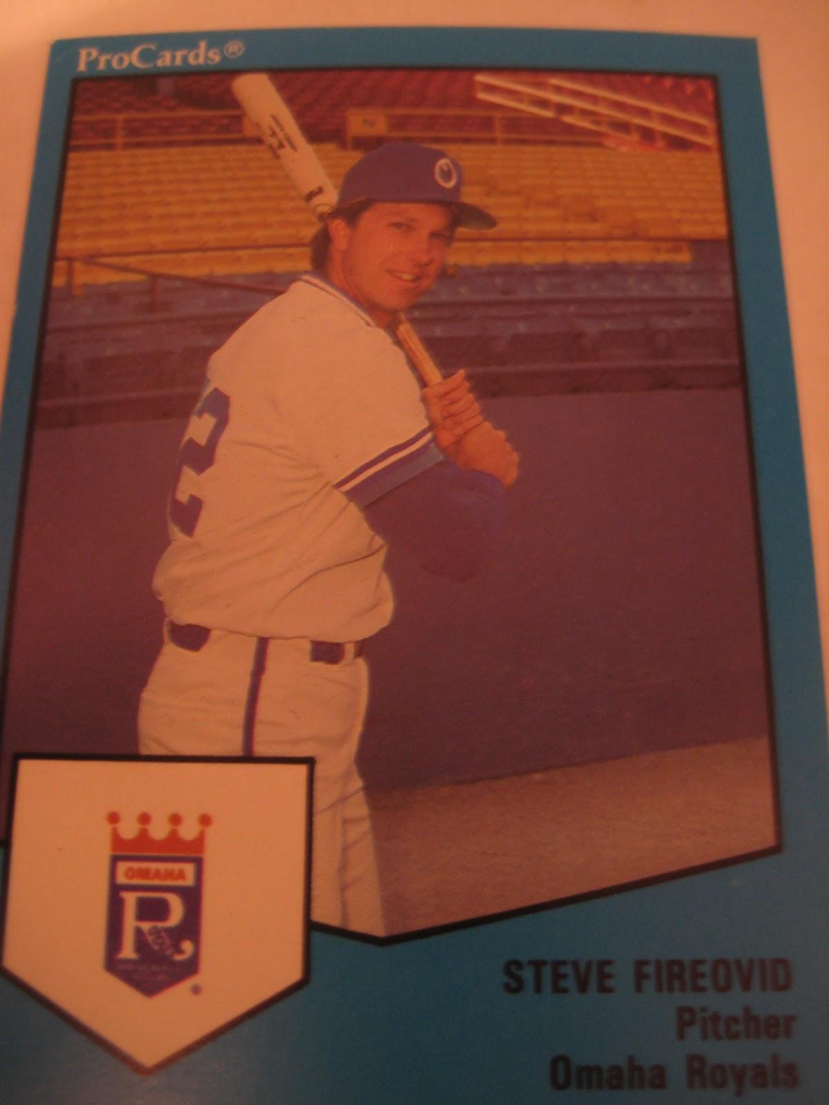 Baseball Cards Come To Life 1989 Omaha Royals Procards