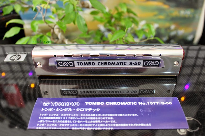 Tombo Chromatic Single S-50