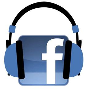 Listen Audio MP3 on Facebook