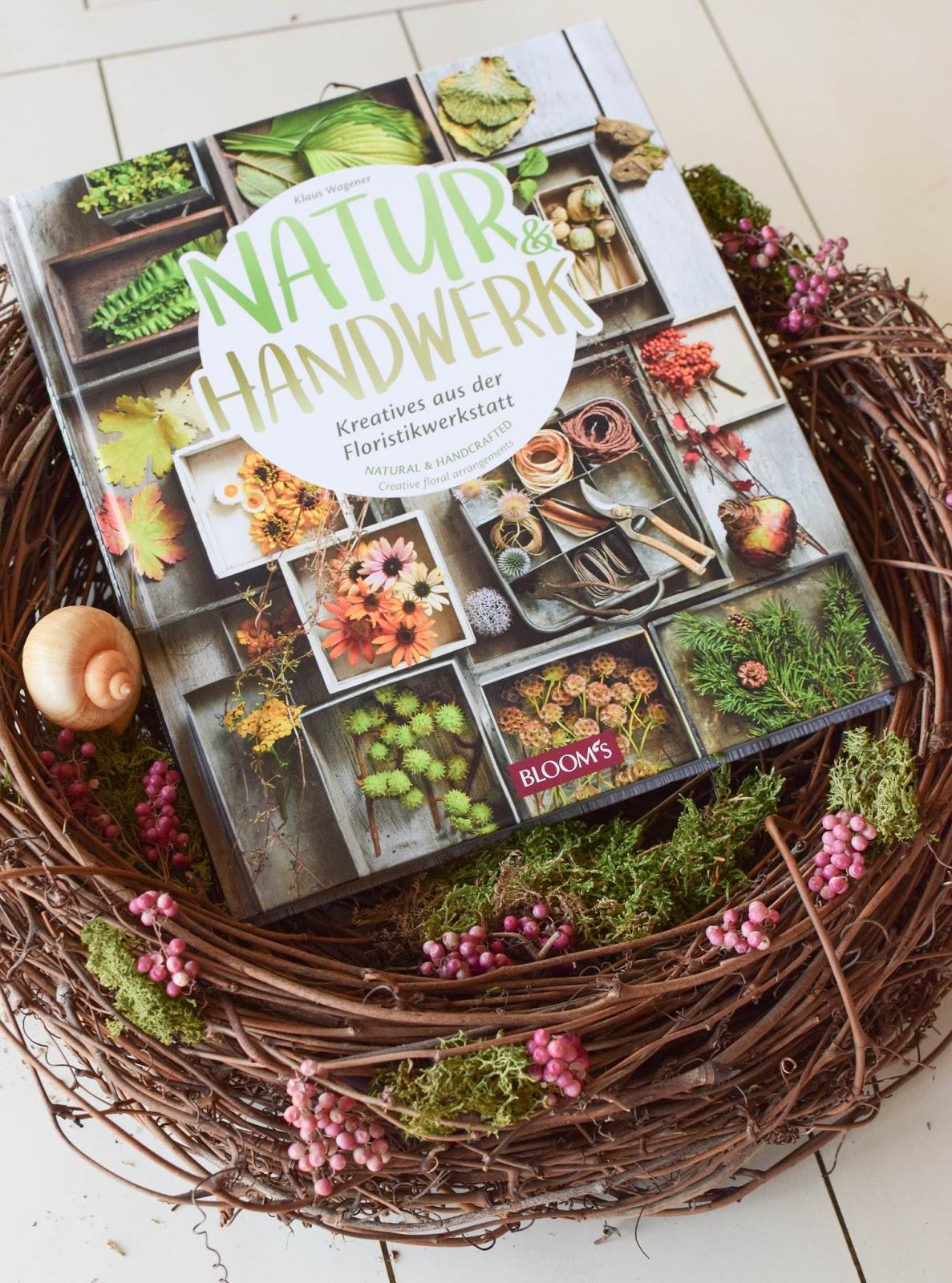 Mein Buch-Tipp für Kreative: Natur & Handwerk