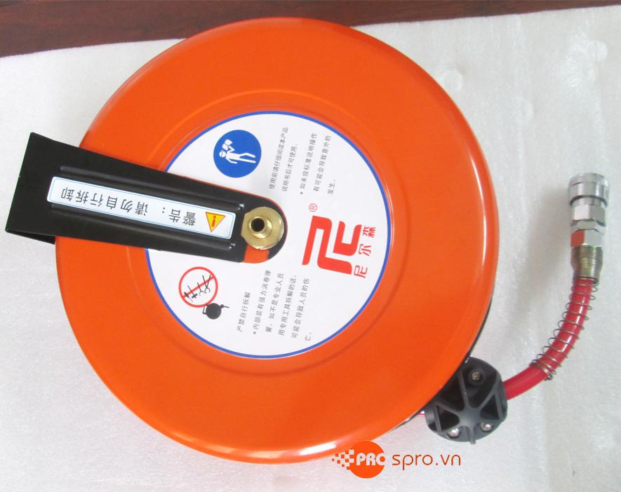 Cuộn dây hơi tự rút hàng Đài Loan chính hãng Sunrise HR-803B