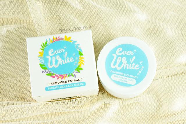 Everwhite Instant Brightening Body Cream review, Everwhite Smooth Axillary Cream review, produk perawatan kulit yang aman, produk pemutih kulit ber BPOM, produk pencerah kulit ber BPOM, Review Everwhite