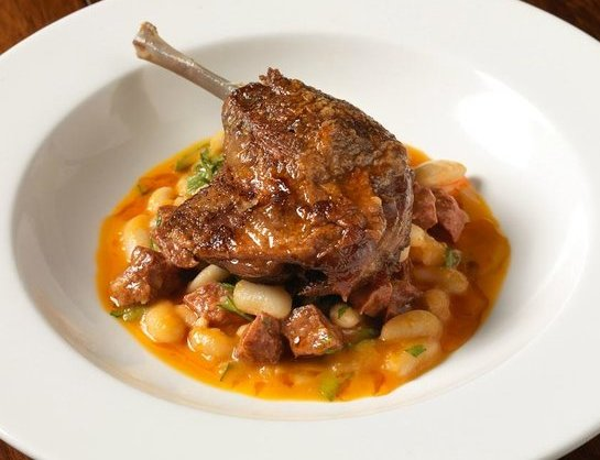 Duck Cassoulet Recipe — Dishmaps