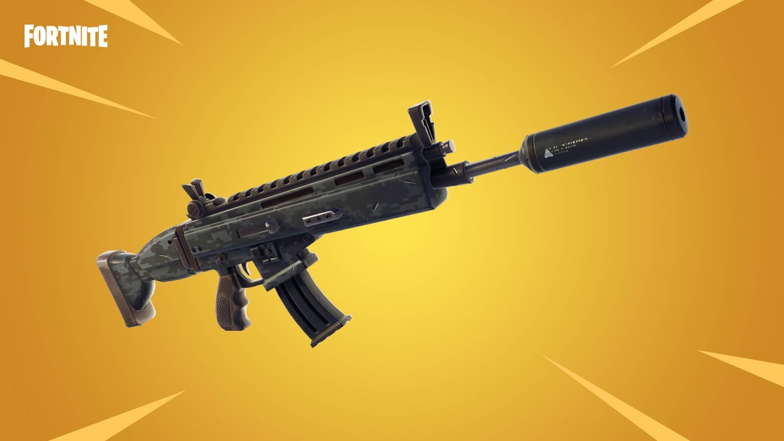 Fortnite V5.40 Content Update Patch Notes - Drum Gun Vaulted, Suppressed Assault Rifle Added