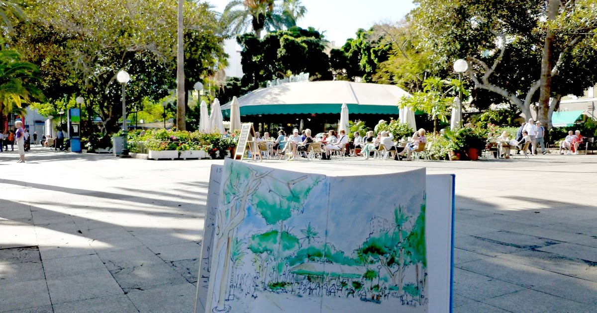 Urban Sketchers Spain. El mundo dibujo a dibujo.: 38