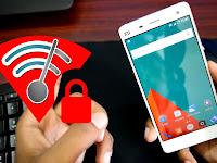 Cara Bobol WiFi Lewat HP Android Menggunakan AndroDumpper
