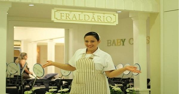 Shopping contrata Atendente de Fraldário no Rio de Janeiro