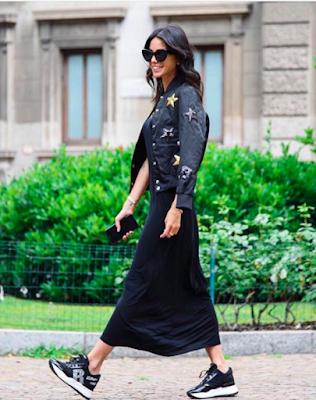Italské módní blogerky: top 10 královen Instagramu - Chiara Biasi