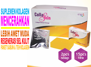 collaskin PRODUK nasa